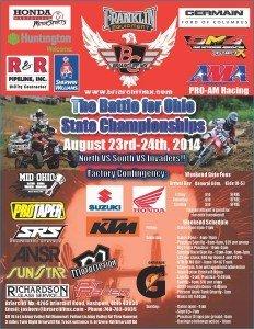 2014 Battle Flyer
