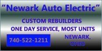 Newark Auto Electric