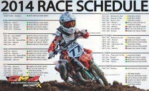 2014 OMA Schedule Flyer_Inside