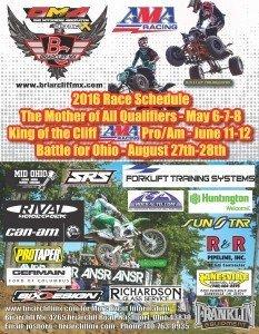 2016 Race Flyer